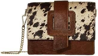 Tmrw Studio TMRW STUDIO Cedric Haircalf (Natural Hide Pony) Handbags