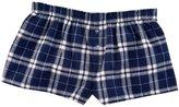 Boxercraft Bitty Boxer Shorts, 100% Cotton Flannel (- L)