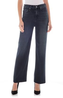 Fidelity Sunday High Rise Wide Leg Jeans
