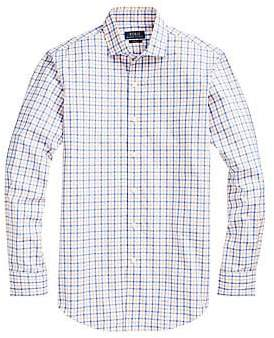 Polo Ralph Lauren Men's Classic-Fit Gingham Cotton Poplin Shirt