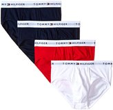 Tommy Hilfiger Men's 4-Pack Cotton Brief