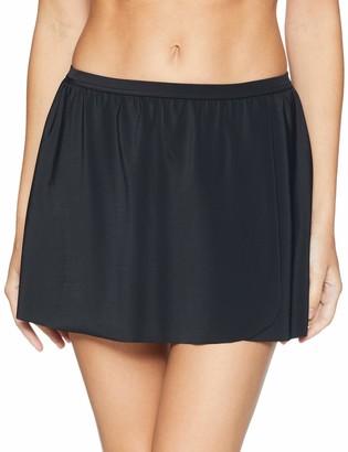 Amoena Women's Cocos Swim Skirt W/Attached Panty