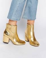 Asos RACHELLE Heeled Ankle Boots