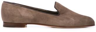Manolo Blahnik Slip-On Loafers