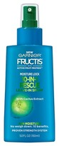 Garnier Fructis® with Active Fruit Protein Moisture Lock 10 in 1 Rescue Leave-In Spray with Cactus Extract 5 oz