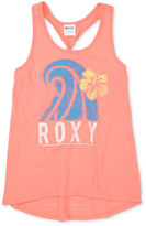 Roxy Kids Top, Girls Graphic Tank