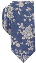 Original Penguin Men's Jerez Floral Slim Tie