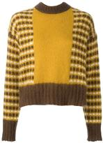 Marni geometric jumper