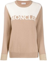 Moncler two tone jumper
