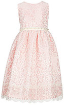 Jayne Copeland Little Girls 2T-6X Floral-Lace Dress