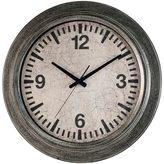 Kohl's Galvanized Wall Clock