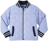 Andy & Evan Quilted Chambray Jacket (Toddler/Kids) - Blue 5 Years