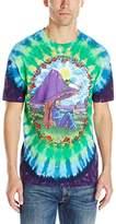 Liquid Blue Men's Mushroom Haven T-Shirt