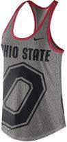 Nike Women's Ohio State Buckeyes Dri-Blend Gear Up Tank