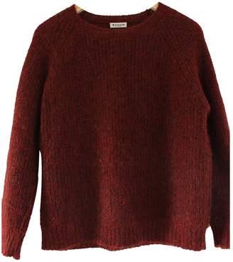 Masscob \N Red Wool Knitwear for Women