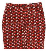 Petit Bateau Womens skirt with a striking print