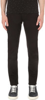 Armani Jeans Overdyed slim-fit tapered jeans