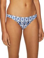 Shoshanna Ikat Print Bikini Bottom