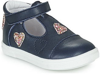 GBB ANISA girls's Shoes (Trainers) in Blue