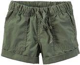 Carter's Baby Girl Woven Shorts