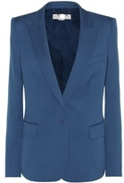 Stella McCartney Ingrid Wool Crêpe Blazer
