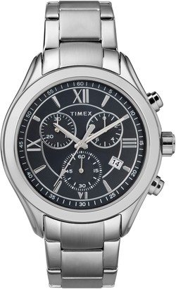 Timex Men's City Express Chronograph Quartz Bracelet Watch, 42mm