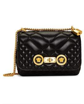 Versace Quilted Leather Bag
