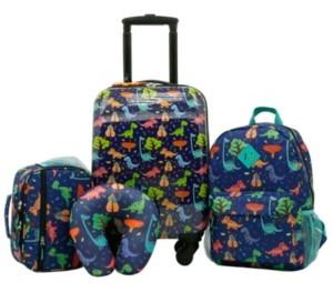 Travelers Club Traveler's Club Kid's 5PC Luggage Set