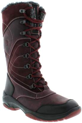 Santana Canada Topspeed Tall Leather Mid-Calf Boots