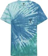 VISSLA Sun Burst Tie Dye Short-Sleeve T-Shirt - Men's