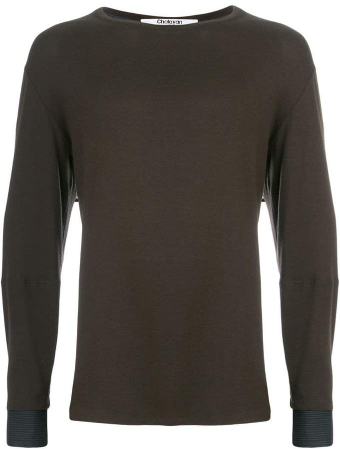 Chalayan double cuff top