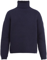 Acne Studios Nalle oversized ribbed-knit wool sweater