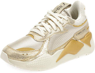 Puma RS X Winter Glimmer Sneakers