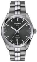 Tissot PR100 Titanium Bracelet Watch, 39mm