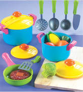 Small World Toys Young Chef's Cookware Set