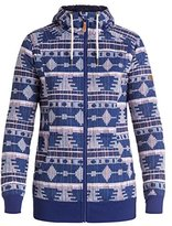 Roxy SNOW Women's Frost Printed Fleece Jacket