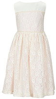 Rare Editions Little Girls 2T-6X Sequin Lace Dress