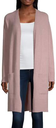 A.N.A Womens Long Sleeve Cardigan
