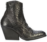 Officine Creative Thelma ankle boots