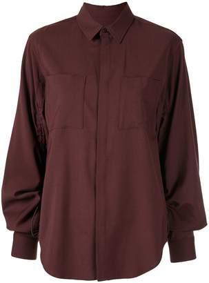 G.V.G.V. relaxed fit long sleeve shirt