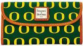 Dooney & Bourke NCAA Oregon Continental Clutch