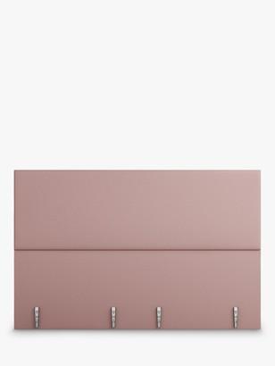 Vi-Spring Vispring Hebe Full Depth Upholstered Headboard, Super King Size, FSC-Certified (Chipboard)