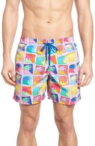 Vilebrequin Men's Alex Israel Swim Trunks