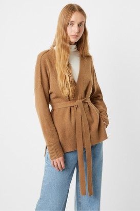 French Connection River Vhari Knits Belted Cardigan