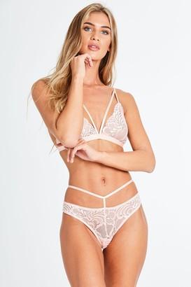Linzi Pink Underwear Set