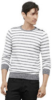 Kenneth Cole Marled Crewneck Sweater