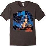 Star Wars Classic Scene Graphic T-Shirt