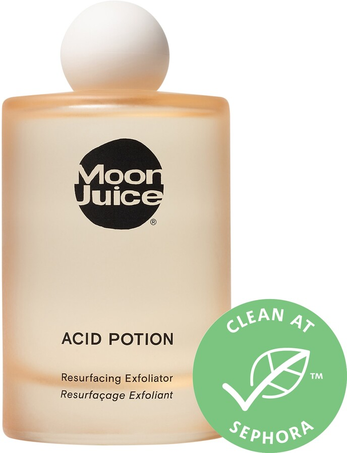 Moon Juice - Acid Potion Resurfacing Exfoliator