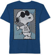 Peanuts Peanut's Snoopy Graphic-Print T-Shirt, Big Boys