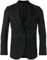 Paul Smith frogging-trimmed blazer - women - Cupro/Viscose/Wool - 40